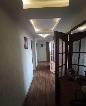 Продам видовую 3-комнатную чешку с ремонтом в кирпичном доме на ж/м Красный Каме. Днепр, Днепропетровская область. фото 10