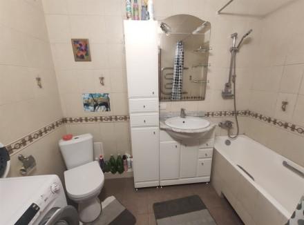 Продам видовую 3-комнатную чешку с ремонтом в кирпичном доме на ж/м Красный Каме. Днепр, Днепропетровская область. фото 9