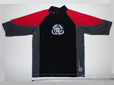Солнцезащитная пляжная футболка гидромайка  Superior Next   Made in Thailand О. Мариуполь, Донецкая область. фото 1