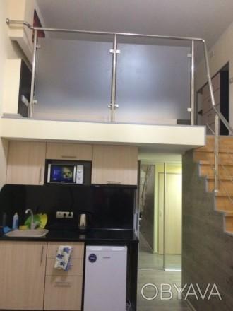 Сдам посуточно 1-но комнатную квартиру в самом центре Одессы на Греческой,кварти. Приморский, Одесса, Одесская область. фото 1