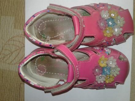 сандали на девочку.. Павлоград. фото 1