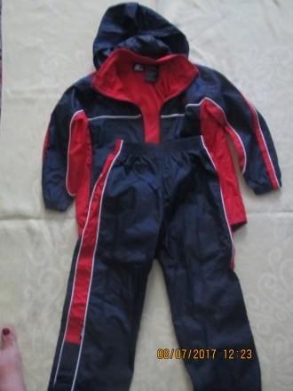 Спортивный костюм на 6 лет. Киев. фото 1