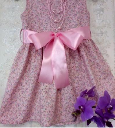 Сукня дівчача (платье детское). Днепр. фото 1