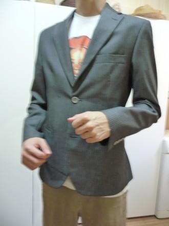 Стильный фирменный пиджак SASCH.. Киев. фото 1