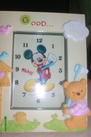 Продам настольные часы для детской комнаты.. Чернигов. фото 1