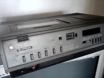 куплю в любом состоянии советский видеомагнитофон электроника модель вм-12. Чернигов, Черниговская область. фото 7