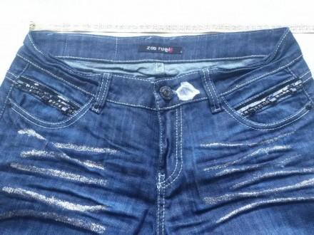 Шорты Zee Rucci женские подростковые джинсовые. Киев. фото 1
