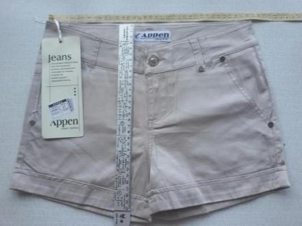 Шорты Appen jeans wear женские подростковые. Киев. фото 1