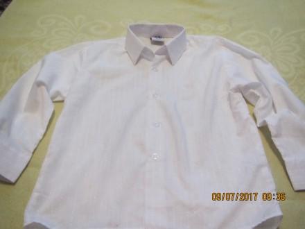 Белая рубашка. Киев. фото 1