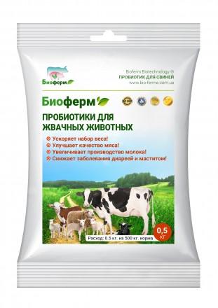 Пробиотик для жвачных животных Биоферм. Черкассы. фото 1