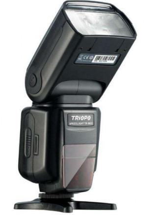 Вспышка зеркалок Canon, TRIOPO TR-982II, лучше чем TR-586EX и YN-568EX. Одесса. фото 1