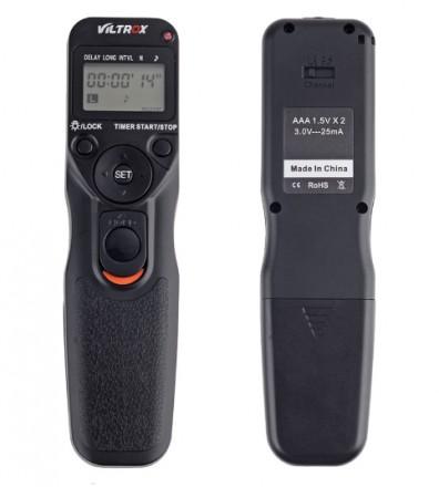 Пульт интервалометр Viltrox MC-N3 для Nikon. Одесса. фото 1