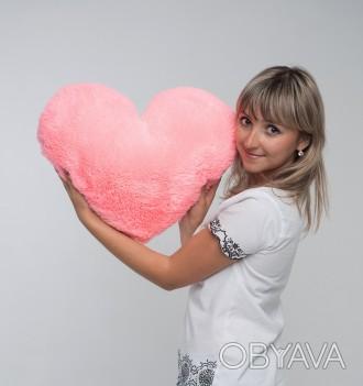 Подушка-сердце (50 см)