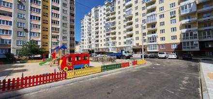 2х-уровневая шикарная квартира в новострое на Стрелецкой набережной!!  - экскл. Чернигов, Черниговская область. фото 3