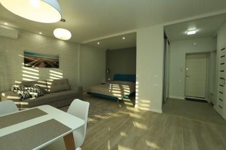 предлагаю вашему вниманию шикарную однокомнатную квартиру в центральном районе г. Центр, Николаев, Николаевская область. фото 7