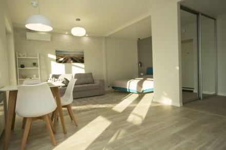 предлагаю вашему вниманию шикарную однокомнатную квартиру в центральном районе г. Центр, Николаев, Николаевская область. фото 8
