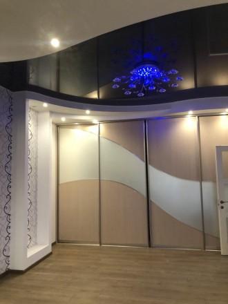 Квартира в кирпичном доме с закрытой территорией.  В квартире выполнен дизайнер. Приморский, Одесса, Одесская область. фото 8
