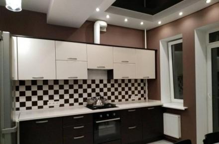 Квартира в кирпичном доме с закрытой территорией.  В квартире выполнен дизайнер. Приморский, Одесса, Одесская область. фото 5