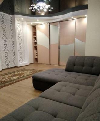 Квартира в кирпичном доме с закрытой территорией.  В квартире выполнен дизайнер. Приморский, Одесса, Одесская область. фото 3