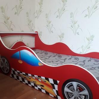 Продам детскую кровать размер 1600×900  мм с матрасом.. Одесса, Одесская область. фото 2