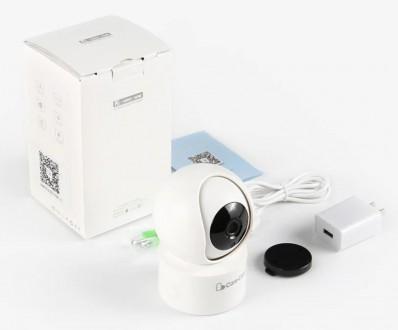 Беспроводная поворотная IP камера WiFi microSD CareCam 23ST позволит быть в курс. Одесса, Одесская область. фото 4