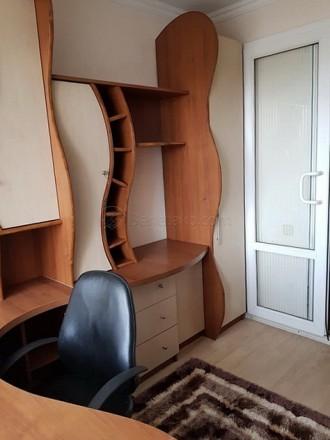 Код: 1180. Просторная четырехкомнатная квартира в районе ипподрома, ул. Фонтанск. Аркадия, Одесса, Одесская область. фото 13