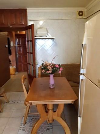 Код: 1180. Просторная четырехкомнатная квартира в районе ипподрома, ул. Фонтанск. Аркадия, Одесса, Одесская область. фото 4
