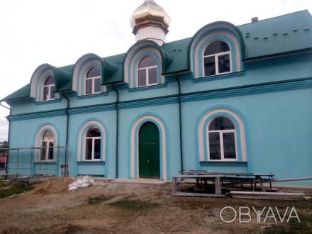 Виконуємо фасадні роботи: утеплення, покраска, декор.... Також оздоблюємо підмур. Тернопіль, Тернопольская область. фото 1