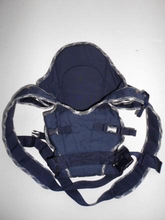 Легкая переноска для малыша, рюкзачек кенгуру Mother care Материал:  polyester,. Мариуполь, Донецкая область. фото 8