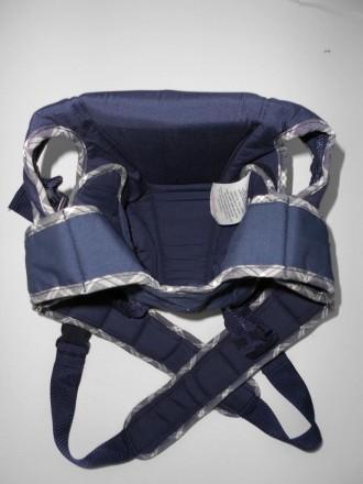 Легкая переноска для малыша, рюкзачек кенгуру Mother care Материал:  polyester,. Мариуполь, Донецкая область. фото 5