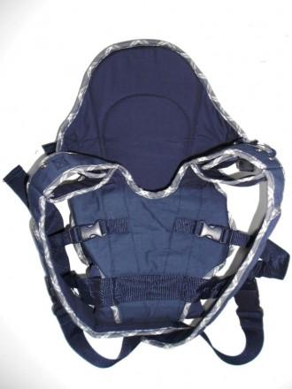 Легкая переноска для малыша, рюкзачек кенгуру Mother care Материал:  polyester,. Мариуполь, Донецкая область. фото 3