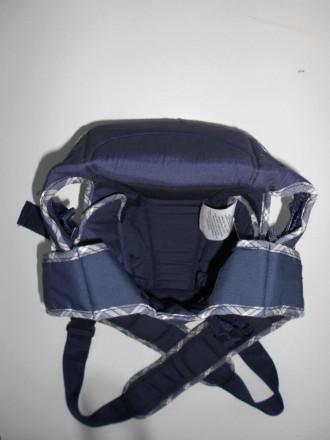 Легкая переноска для малыша, рюкзачек кенгуру Mother care Материал:  polyester,. Мариуполь, Донецкая область. фото 6