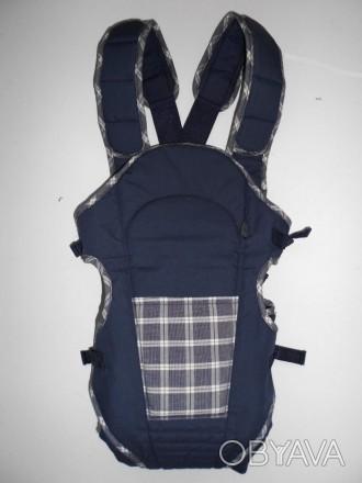 Легкая переноска для малыша, рюкзачек кенгуру Mother care Материал:  polyester,. Мариуполь, Донецкая область. фото 1