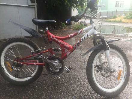 Отличный велосипед. В хорошем состоянии!. Бахмут (Артемовск), Донецкая область. фото 3