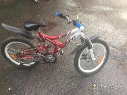 Отличный велосипед. В хорошем состоянии!. Бахмут (Артемовск), Донецкая область. фото 1