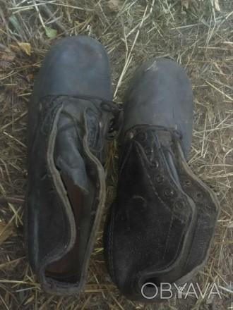 продам ботинки рабочие