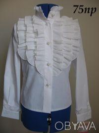 Блузки для девочек. Северодонецк. фото 1