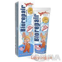 Детская зубная паста BioRepair «Веселый мышонок». Киев. фото 1