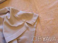 Нарядный джемпер.Цвет точнее на первом и втором фото.На груди вышивка в виде кор. Ні́кополь, Дніпропетровська область. фото 7