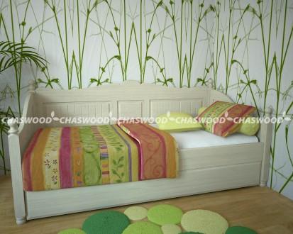 Детская кровать Алиса из натурального дерева. Киев. фото 1