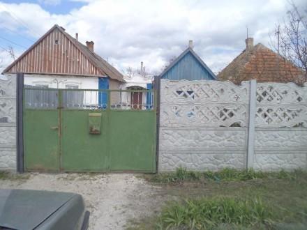 Продам часть дома.Срочно! Возможен торг! ул. М. Оротовского42/2(Калинина). Мелитополь. фото 1