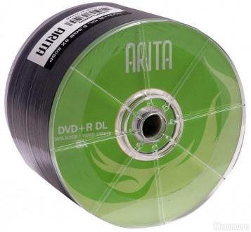 Производитель - Artex,CMC,EVO,Arita Формат - DVD+R DL Объем - 8.5Gb Упаковка . Киев, Киевская область. фото 2