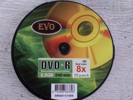 Производитель - Artex,CMC,EVO,Arita Формат - DVD+R DL Объем - 8.5Gb Упаковка . Киев, Киевская область. фото 4