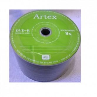 Производитель - Artex,CMC,EVO,Arita Формат - DVD+R DL Объем - 8.5Gb Упаковка . Киев, Киевская область. фото 3