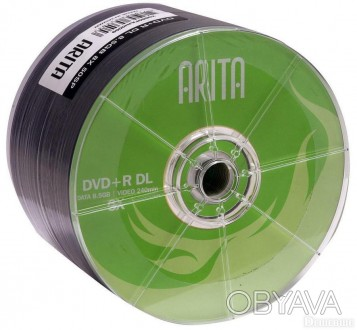 Производитель - Artex,CMC,EVO,Arita Формат - DVD+R DL Объем - 8.5Gb Упаковка . Киев, Киевская область. фото 1