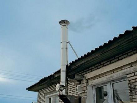 Качественные дымоходы та трубы для дымохода из нержавеющей стали. Львов. фото 1