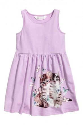 Продам нові сарафанчики фірми H&M на дівчинку 1,5-2,5 рочки. Бердичев. фото 1