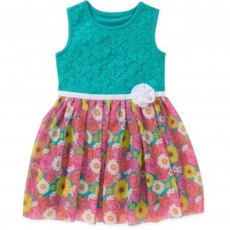 Продам святкове плаття фірми Хелстекс на дівчинку 1,5-2,5 рочки. Бердичев. фото 1