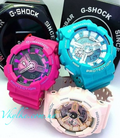 Копия часов Casio G-Shock AAA класса. Киев. фото 1