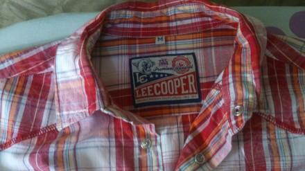 Рубашка Lee Cooper, оригинал.. Верхнеднепровск. фото 1